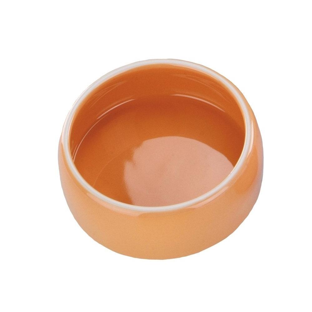 Keramik Futtertrog Napf Bild 3