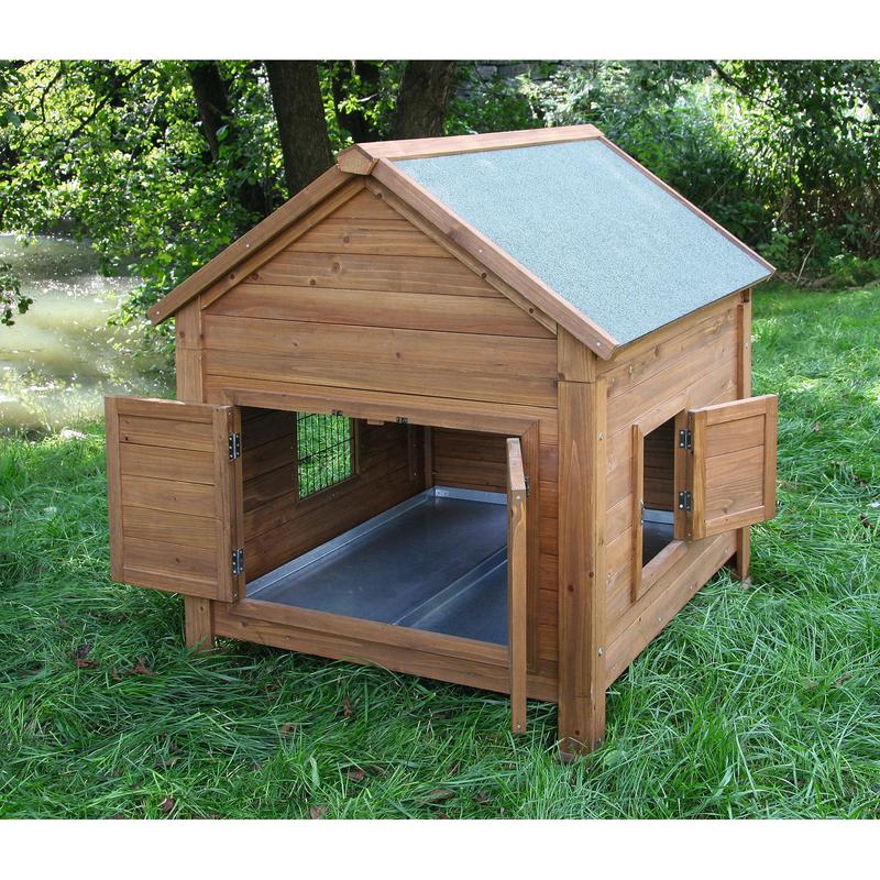 Kleintierstall für Hühner oder Kaninchen Bild 3