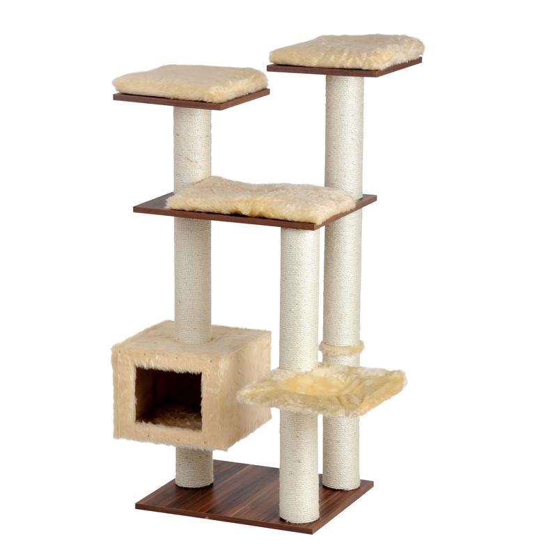 kratzturm lissy von silvio design g nstig bestellen bei. Black Bedroom Furniture Sets. Home Design Ideas