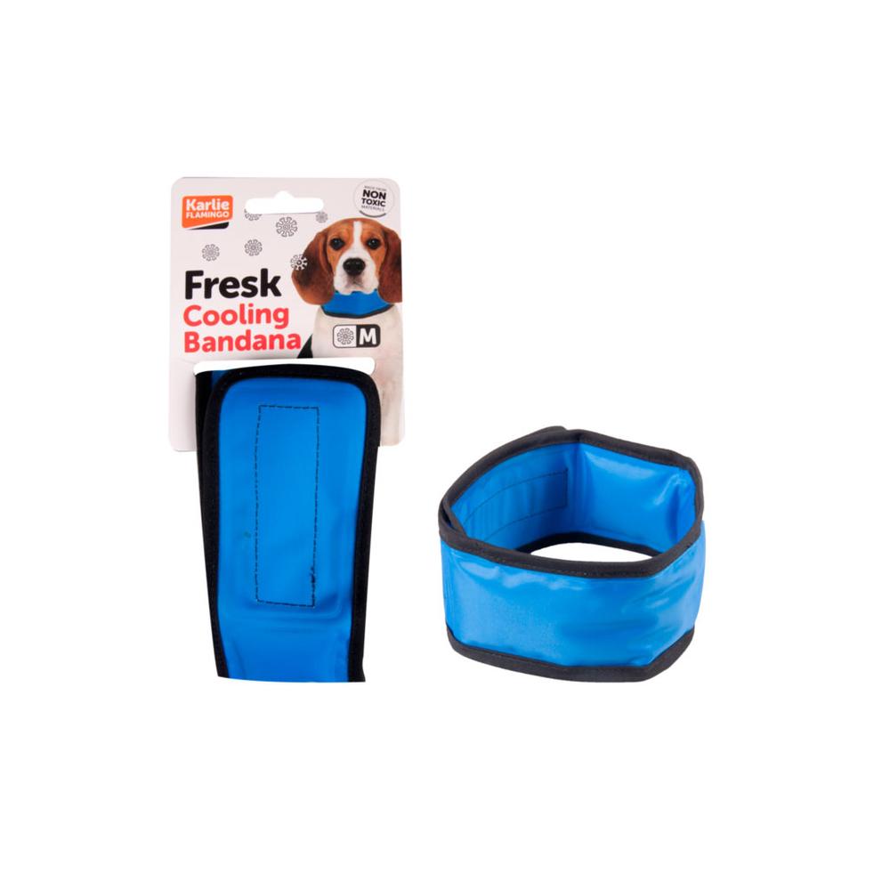 Kühlhalsband für Hunde Bandana Fresk Bild 4