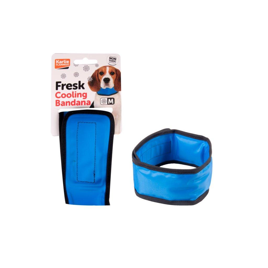 Kühlhalsband für Hunde Bandana Fresk Bild 7