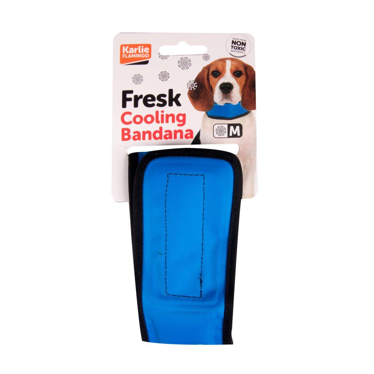 Kühlhalsband für Hunde Bandana Fresk Bild 8