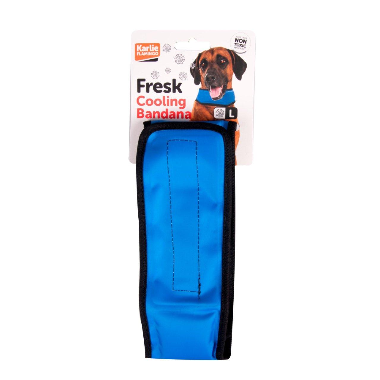 Kühlhalsband für Hunde Bandana Fresk Bild 9