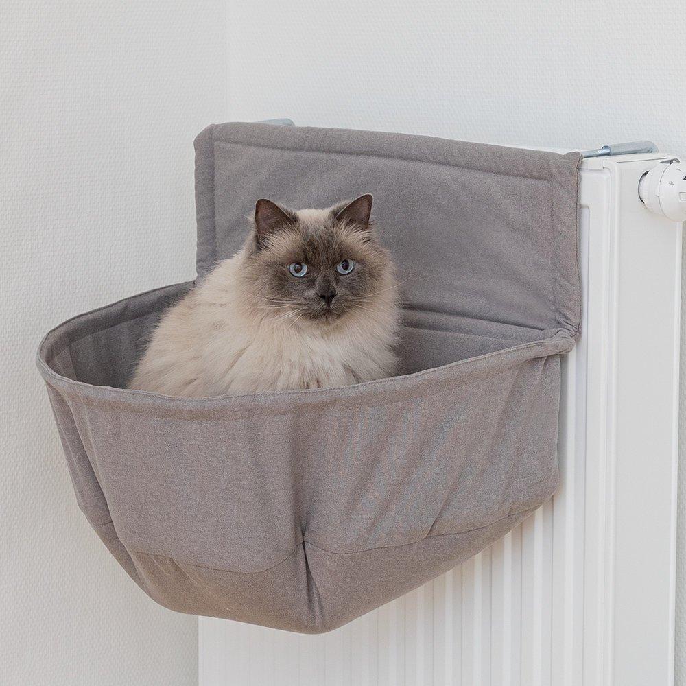 Katzen Kuschelsack XXL für Heizkörper Bild 2