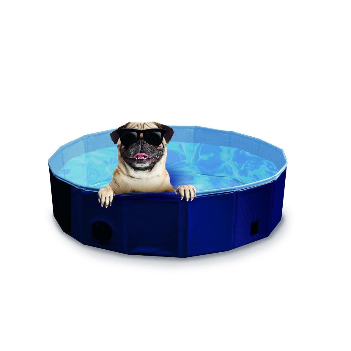 Nobby Hundepool mit Abdeckung Bild 3