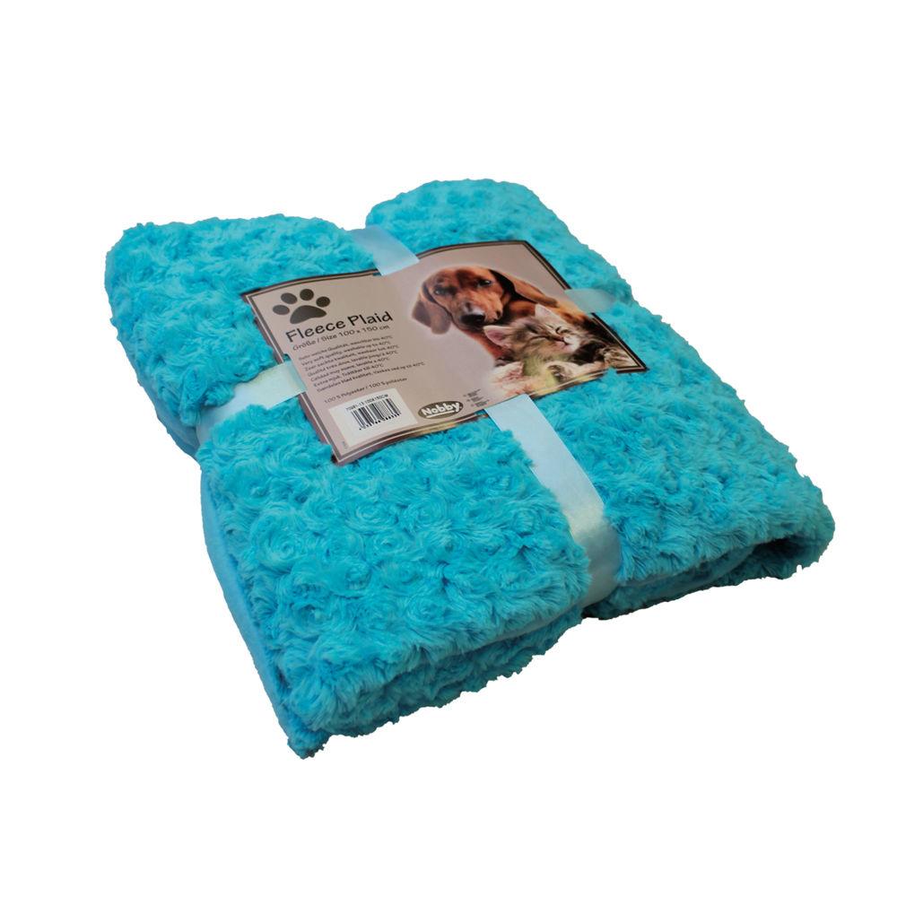 nobby kuscheldecke haustierdecke fleece super plaid von nobby g nstig bestellen bei. Black Bedroom Furniture Sets. Home Design Ideas