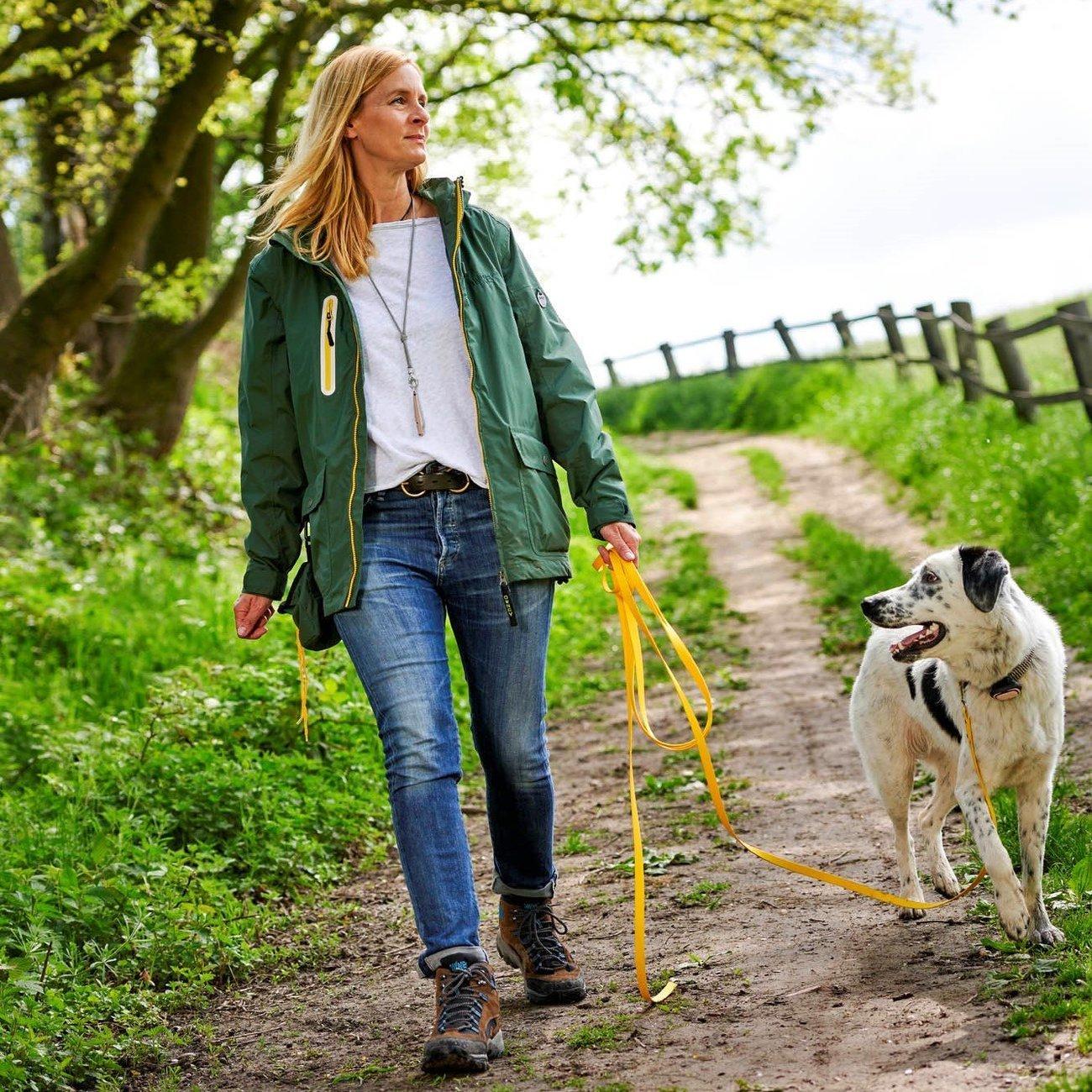 Hundesport Unisex Jacke Trusty Friend Bild 10