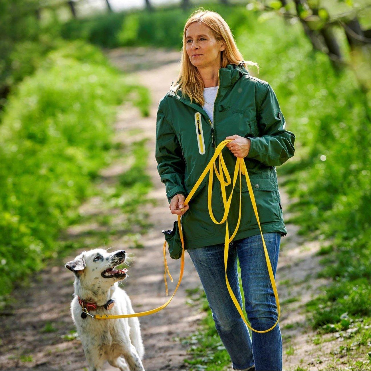Hundesport Unisex Jacke Trusty Friend Bild 2