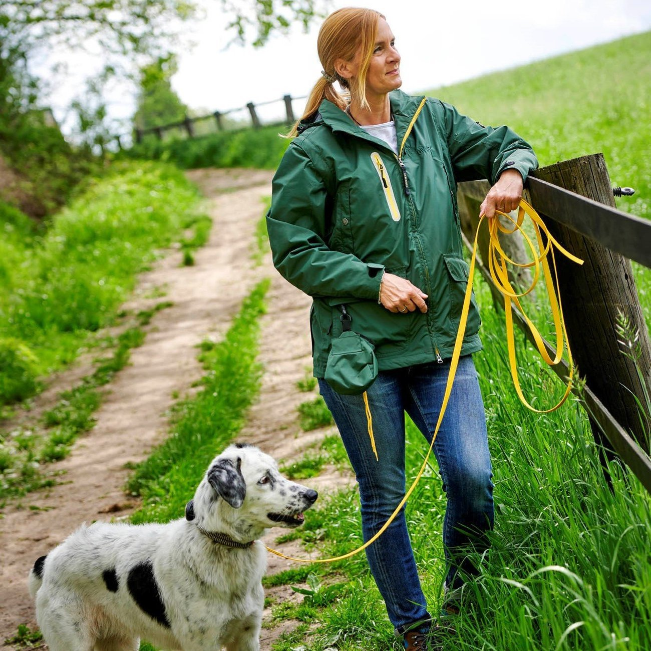 Hundesport Unisex Jacke Trusty Friend Bild 13