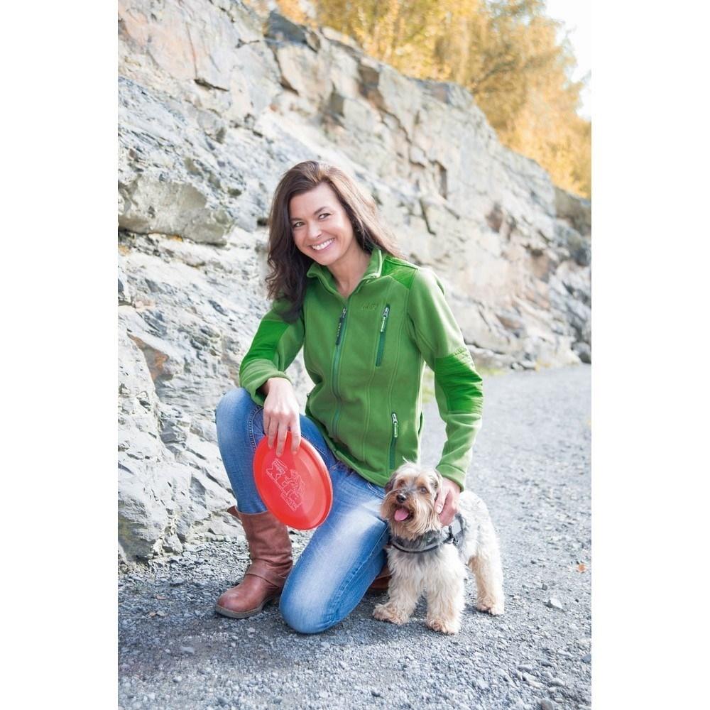 Owney Outdoor Damen Fleecejacke Doubleface Juneau Bild 6