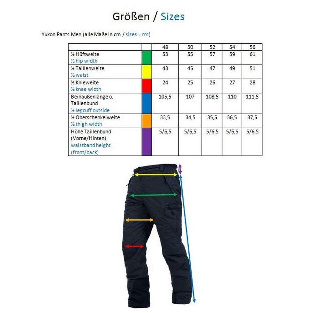 Owney Outdoor Herrenhose YUKON Pants Bild 5