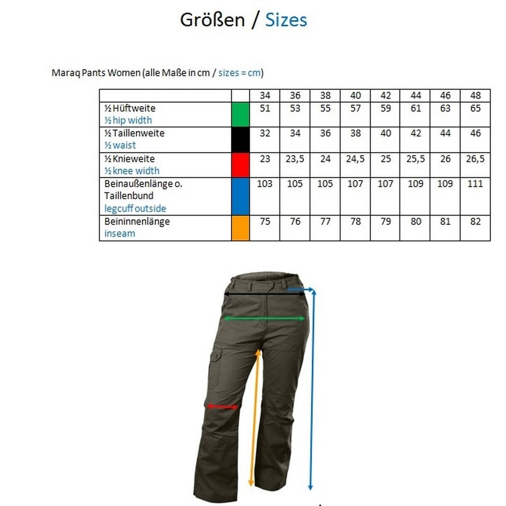 Owney Outdoor-Hose Maraq Pants für Damen Bild 3