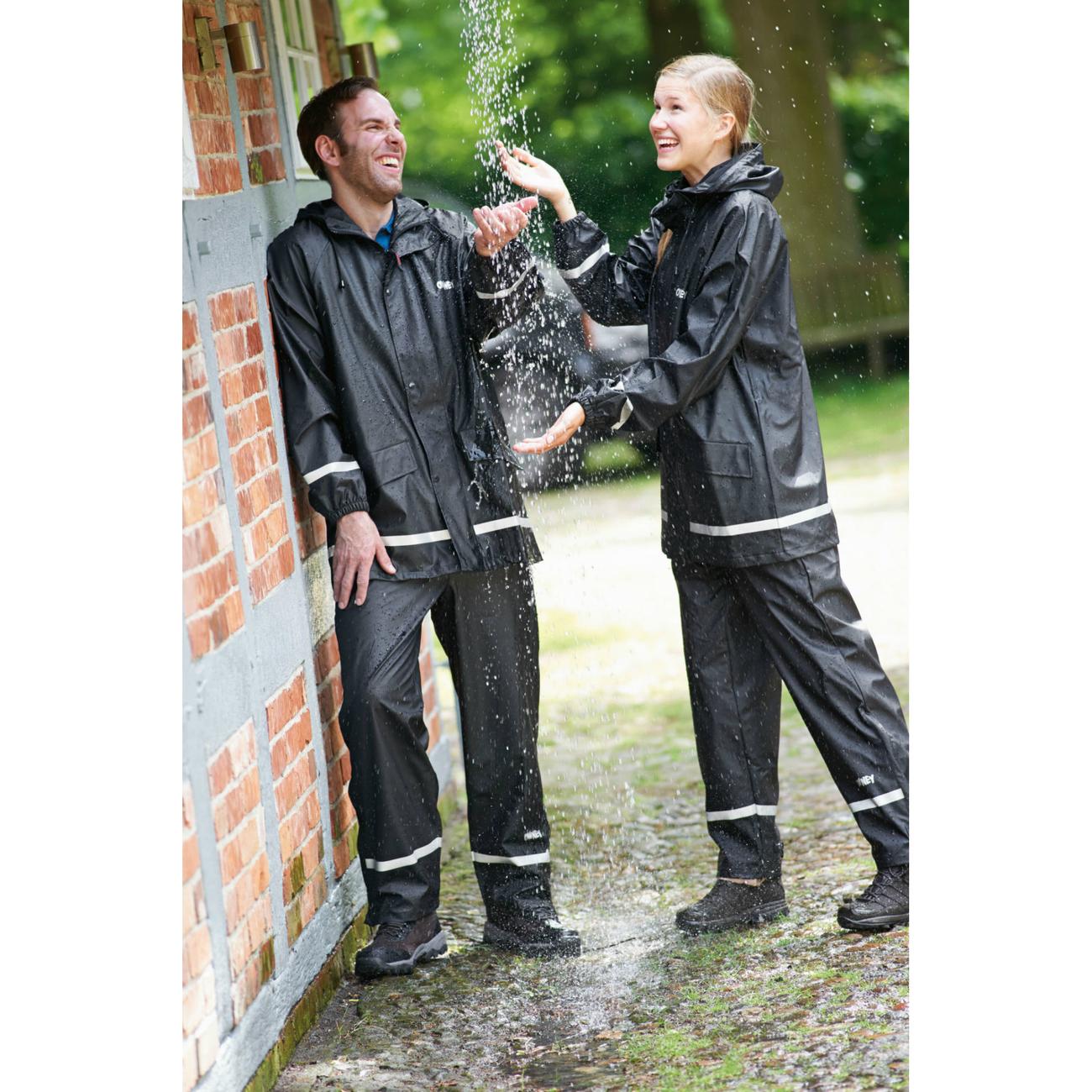 Owney Outdoor Regenhose IMAQ Rain Pants unisex Bild 5
