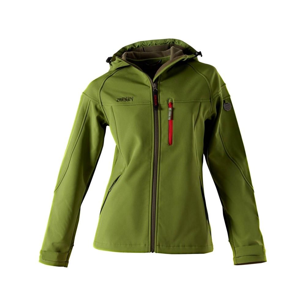 Owney  Softshell-Jacke für Damen Cerro Bild 4