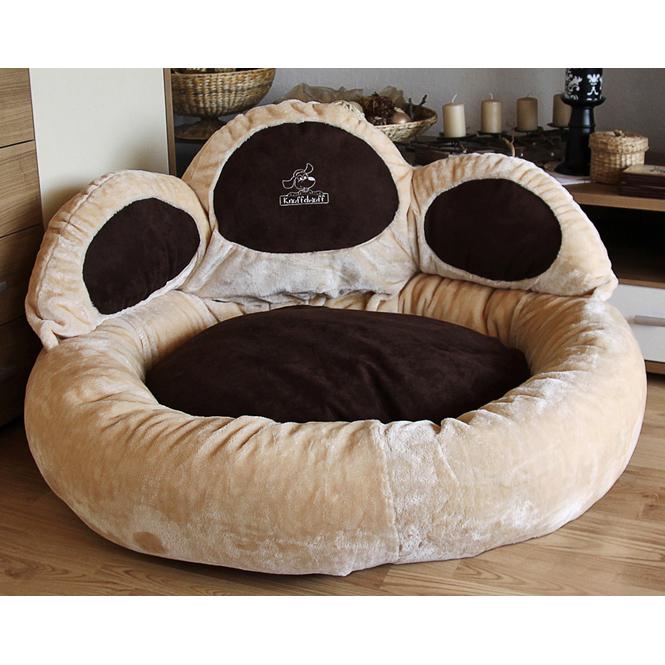 pfoten hundebett luena von knuffelwuff g nstig bestellen. Black Bedroom Furniture Sets. Home Design Ideas