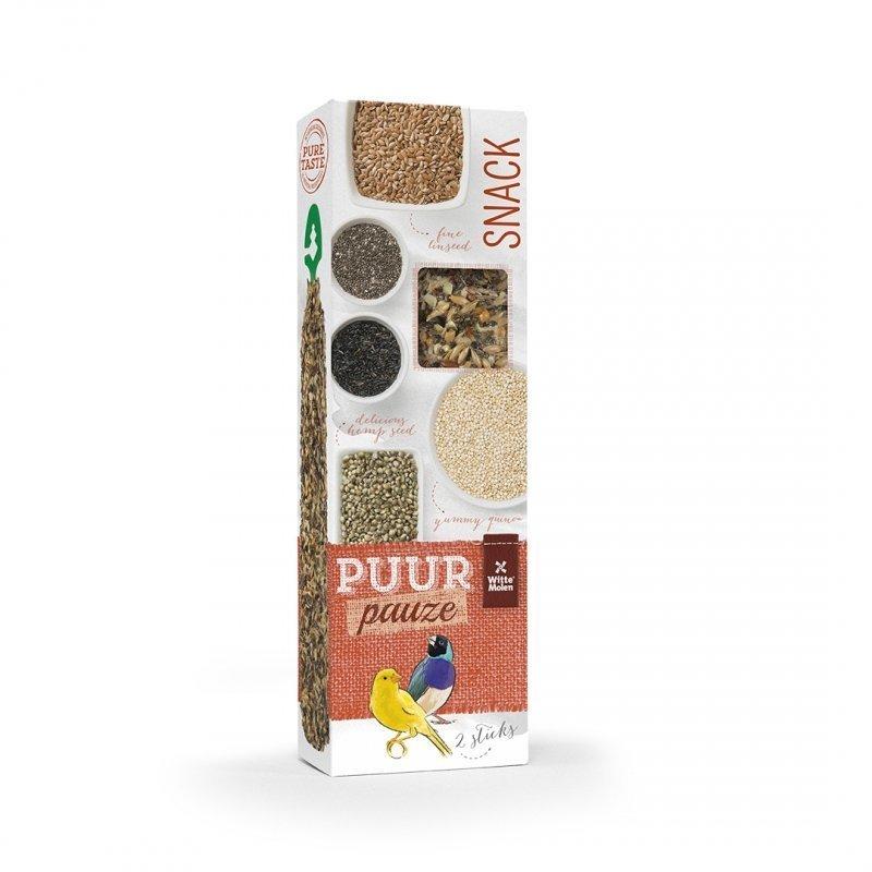 Puur Pauze Samensticks für Vögel Bild 21