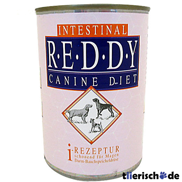 reddy canine diets intestinal hundefutter von reddy g nstig bestellen bei. Black Bedroom Furniture Sets. Home Design Ideas