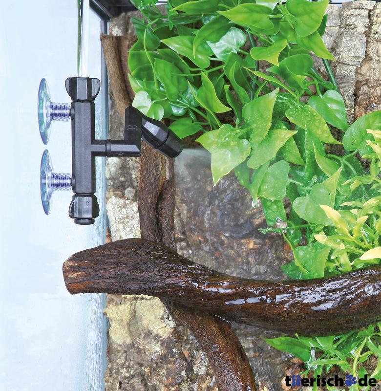 Beregnungsanlage Reptile Rain für Terrarien Bild 2