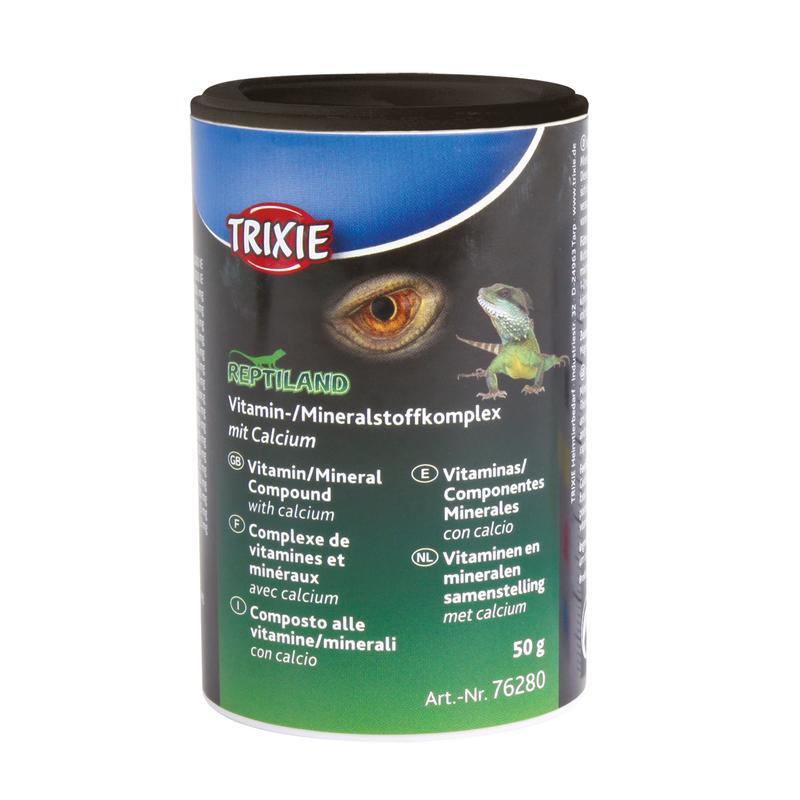 Reptilien Vitamine Bild 1