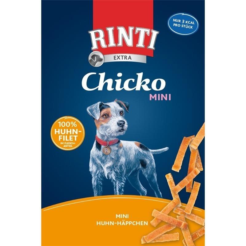 Rinti Chicko Mini Hundesnacks für kleine Hunde Bild 3
