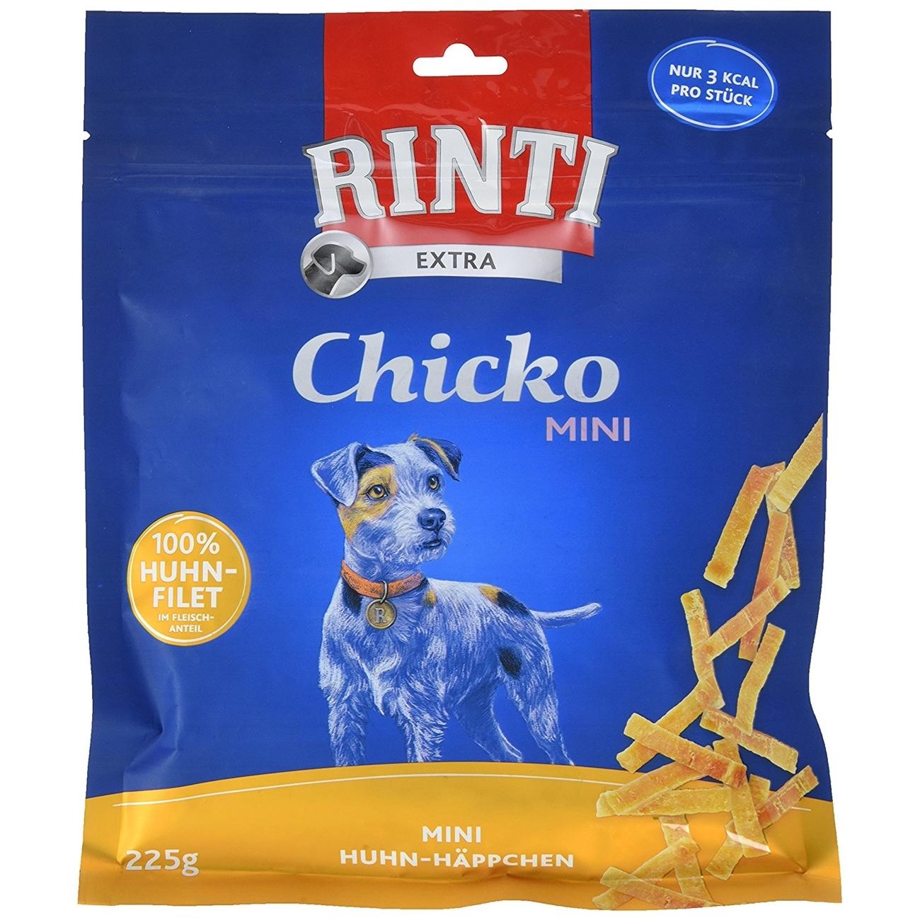 Rinti Chicko Mini Hundesnacks für kleine Hunde Bild 5