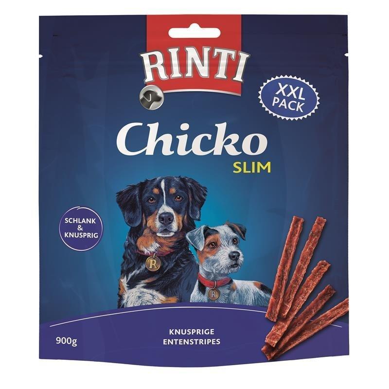 Rinti Chicko Slim Ente Knusprige Entenstreifen XXL-Pack Bild 1
