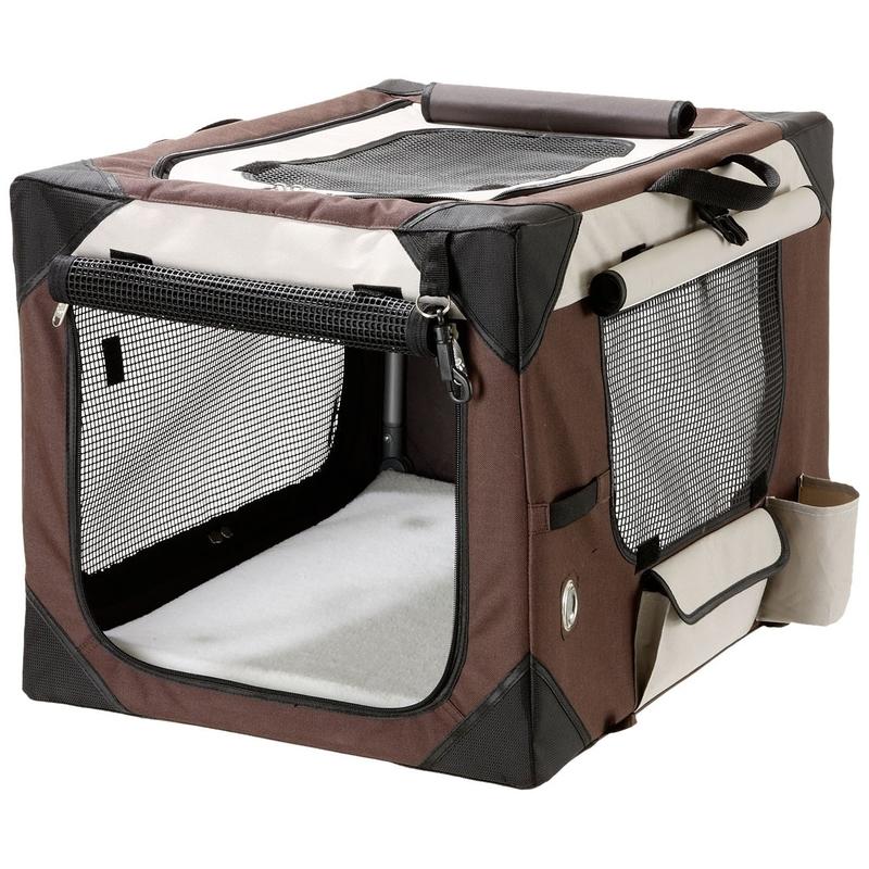 Smart Top Deluxe Hundebox Transportbox Bild 2