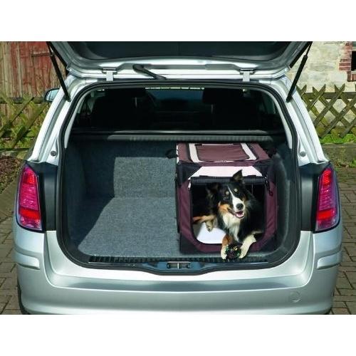 Smart Top Deluxe Hundebox Transportbox Bild 5