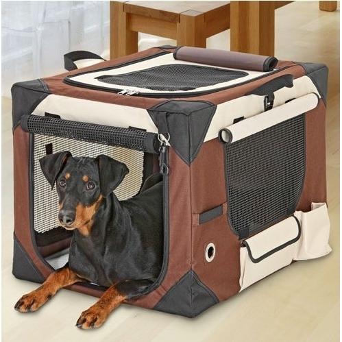 Smart Top Deluxe Hundebox Transportbox Bild 7
