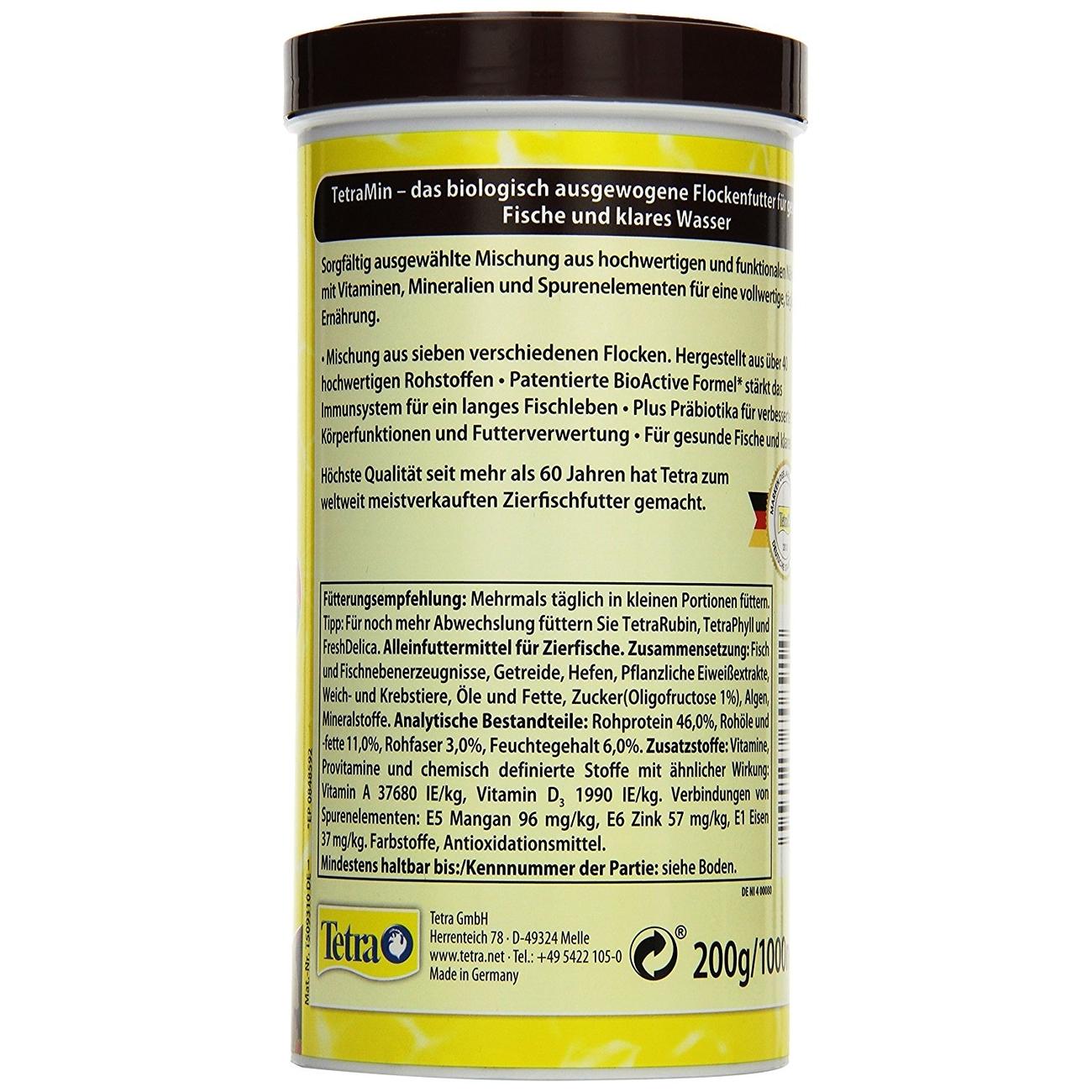 TetraMin Hauptfutter für alle Zierfische Bild 3
