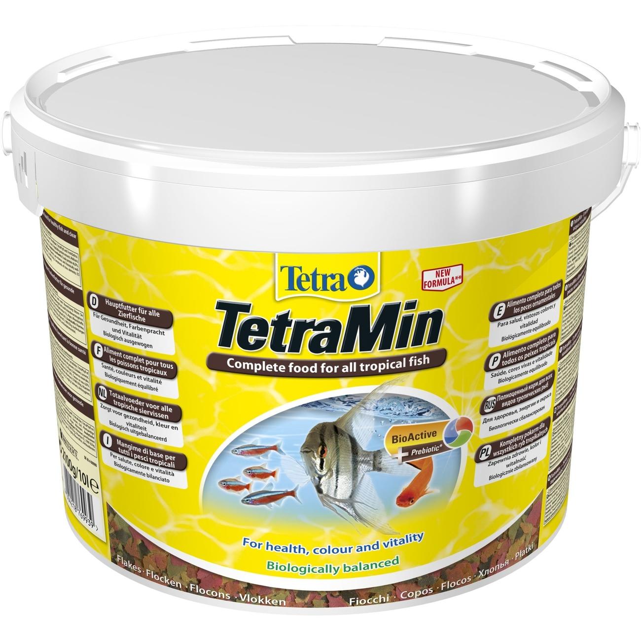 TetraMin Hauptfutter für alle Zierfische Bild 6