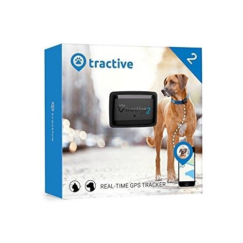 Tractive GPS 2 Tracker für Hunde und Katzen Bild 1