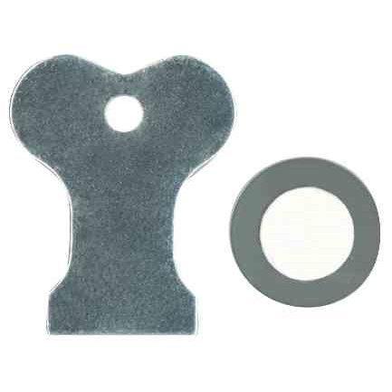 Ersatzmembran und Schlüssel Bild 1
