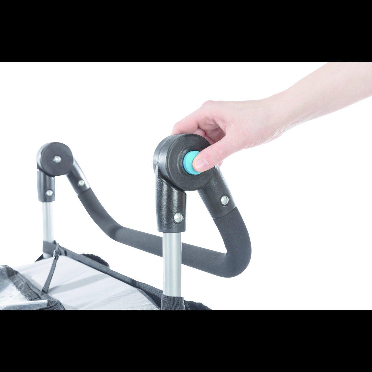 Trixie Fahrrad-Anhänger, faltbar Bild 5
