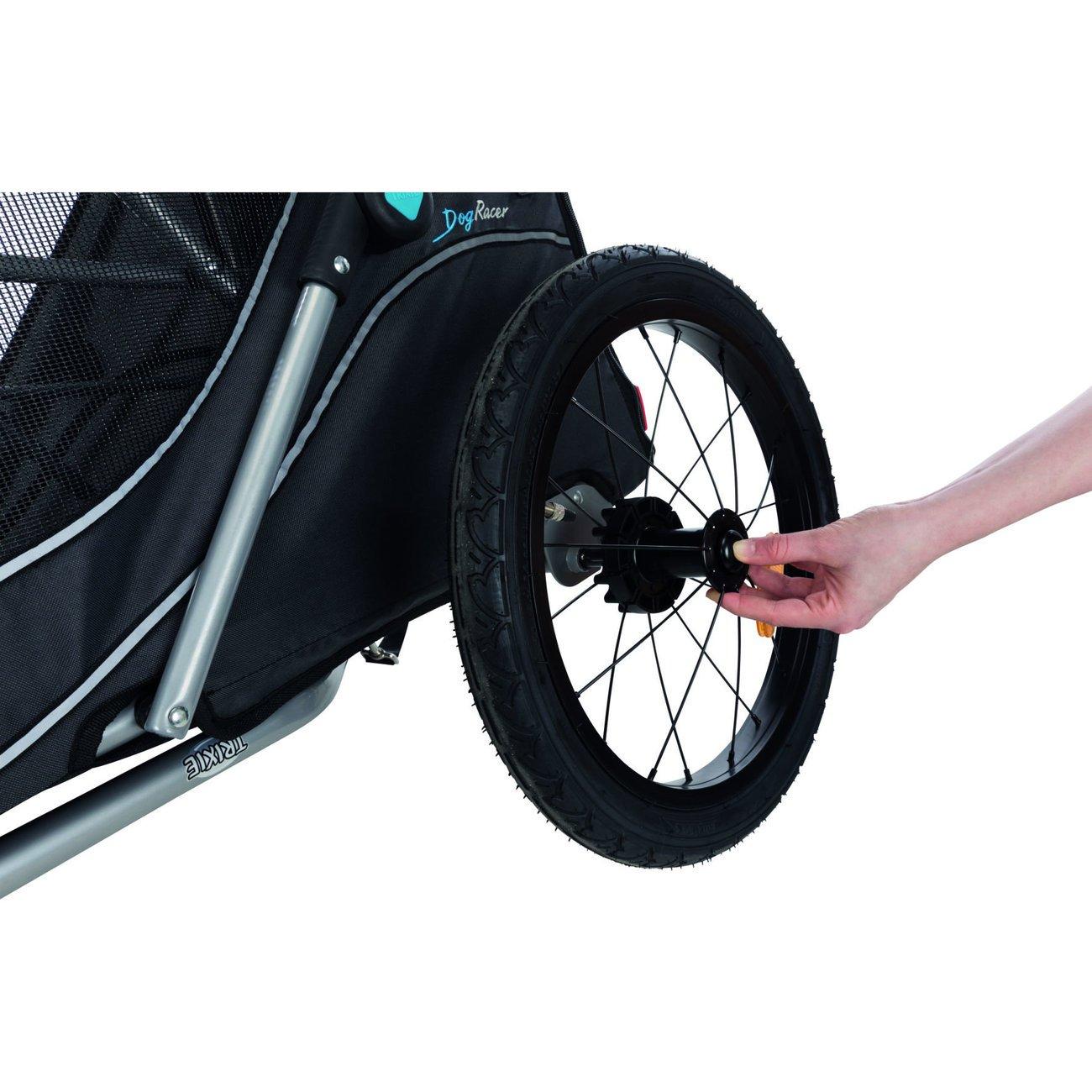 Trixie Fahrrad-Anhänger, faltbar Bild 8