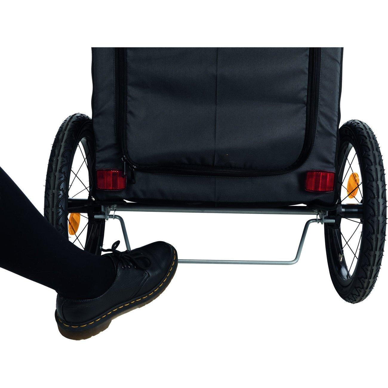 Trixie Fahrrad-Anhänger, faltbar Bild 9