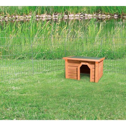 Kleintierhaus Natura aus Holz Bild 4