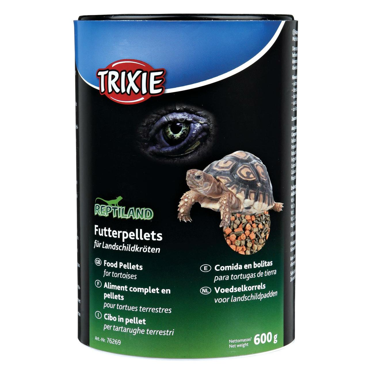 Trockenfutter für Landschildkröten Bild 2