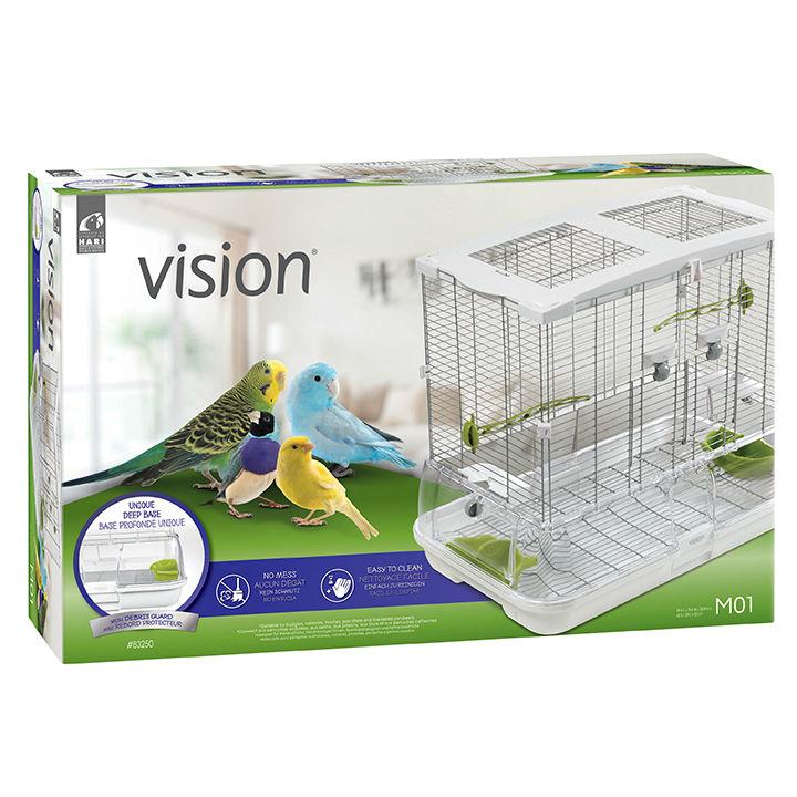 Vision Vogelheim Vogelkäfig M01 - klein Bild 2