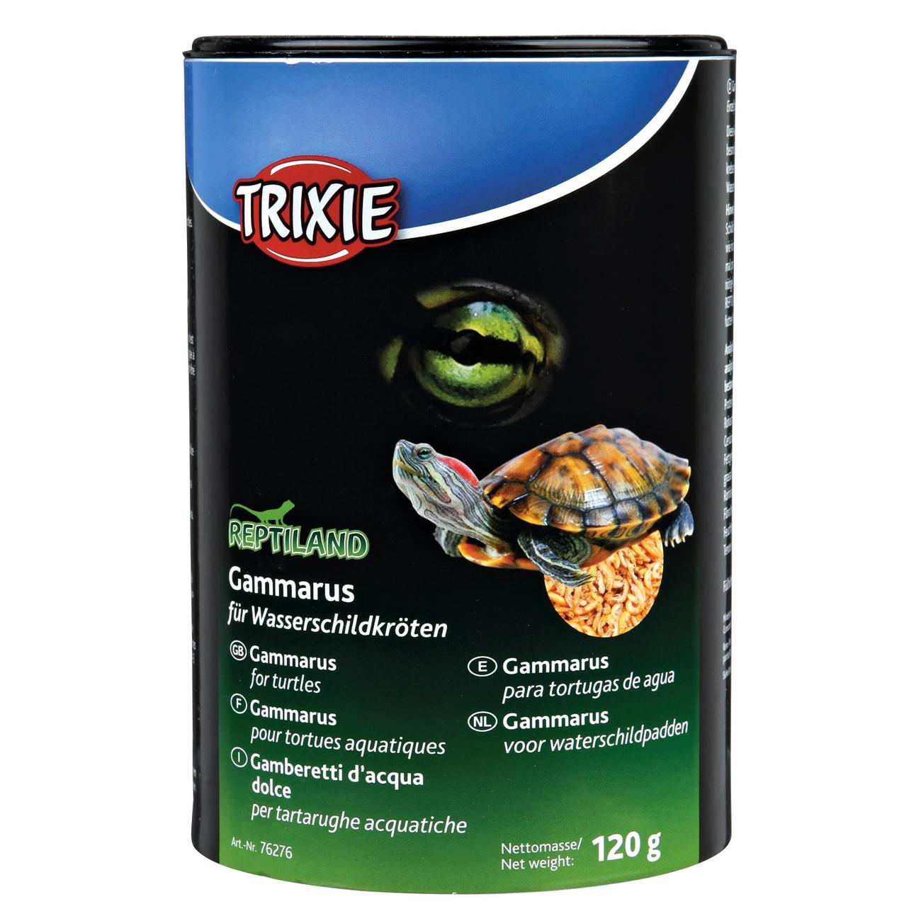 Wasserschildkrötenfutter Gammarus Bild 2