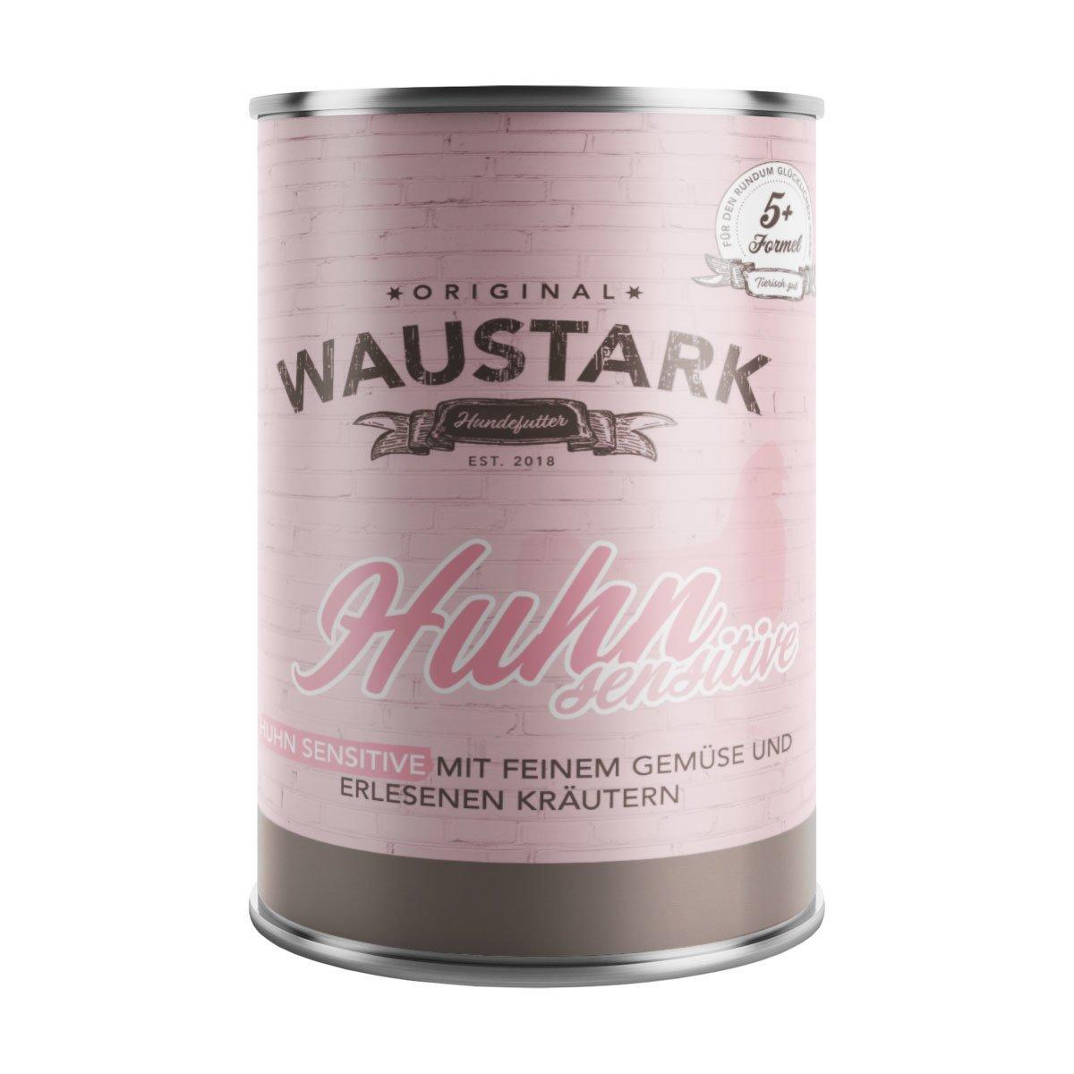 Waustark Premium Hunde Nassfutter Bild 5