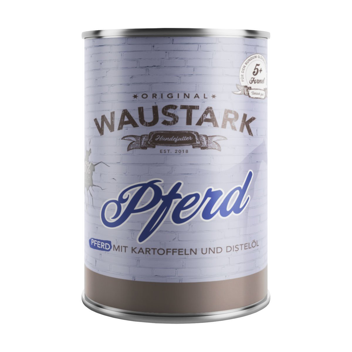 Waustark Premium Hunde Nassfutter Bild 4