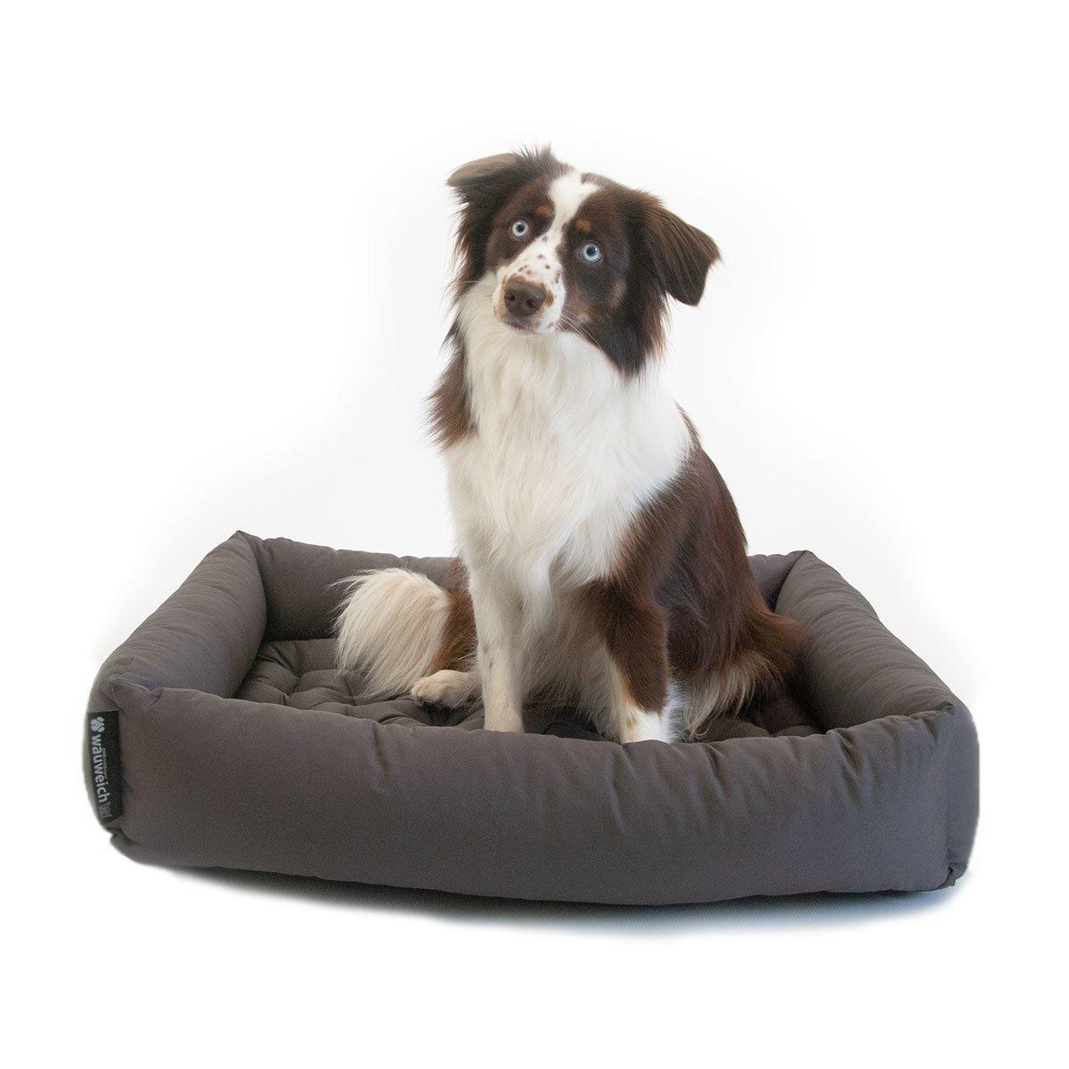 95 Grad Hundebett mit Einlegekissen Bild 2