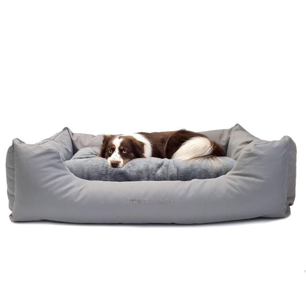 Das Regulierende - Hundebett mit Wendekissen Bild 2