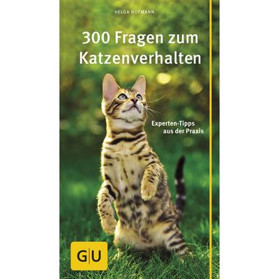 GU Verlag 300 Fragen zum Katzenverhalten Preview Image