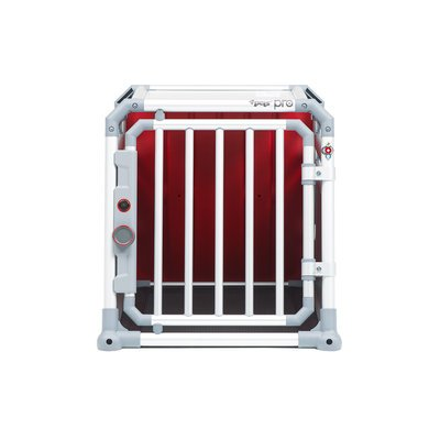 4pets Dog Box Pro 1 Small Alu Hunde Transportbox Preview Image