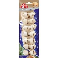 8in1 Beef Delights Kauknochen XS für kleine Hunde Preview Image