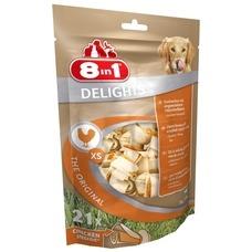 8in1 Delights Kauknochen XS für Hunde Preview Image