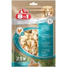 8in1 Delights Pro Dental Kauknochen XS für kleine Hunde Preview Image