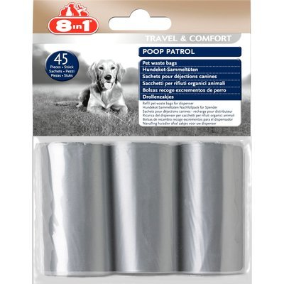 8in1 Sammeltüten für Hundekot - Nachfüllpack Preview Image